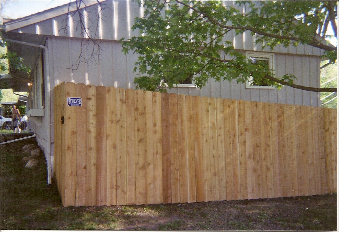 Forever fencing inc wood fence pictures wood fence pictures baanklon Gallery